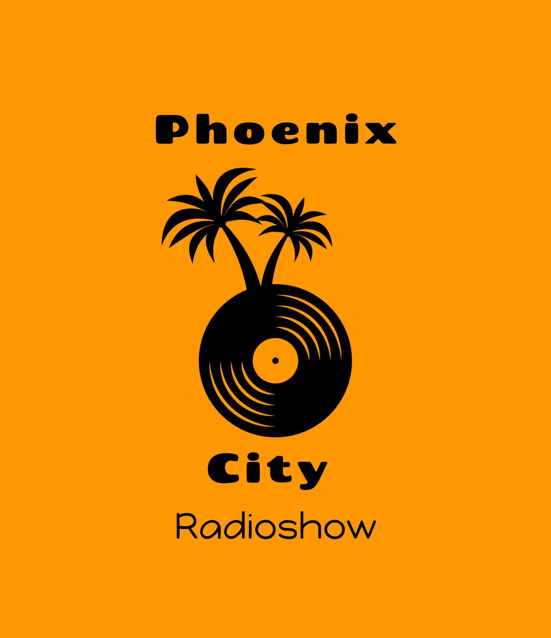 Phoenix City Radio Show (Banner)